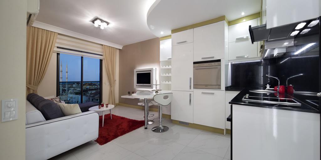 квартиры в центре Алании